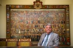 COBRA, de uitkijktoren van het Brussels notariaat (Emmanuel Crooÿ)