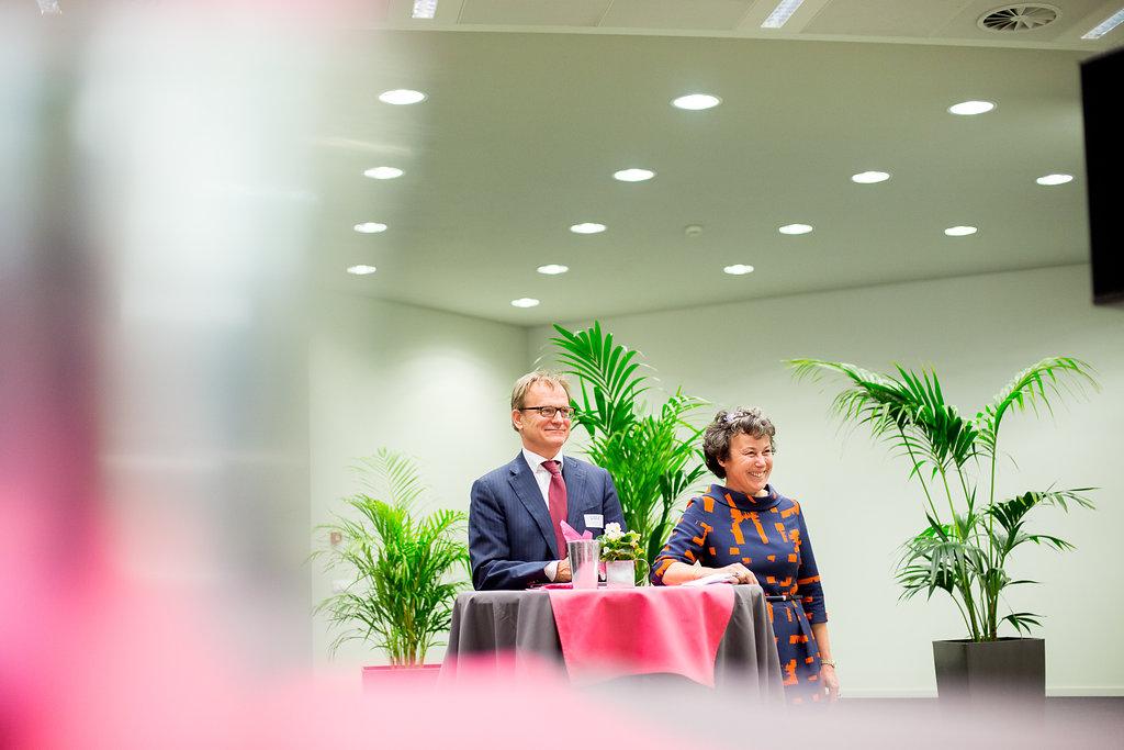 Erik Van Tricht en Lorette Rousseau