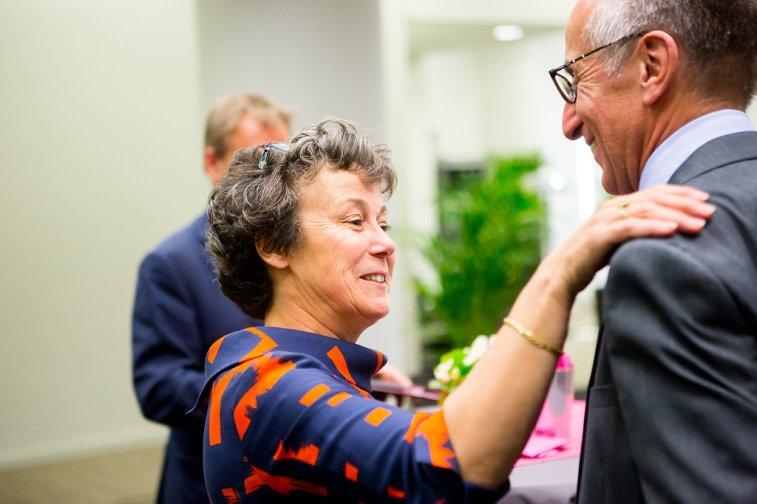 Lorette Rousseau en Philippe Six