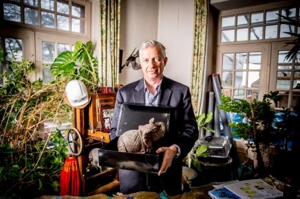 Tijdcapsule. Eric Domb, de man achter Pairi Daiza, over zijnnalatenschap.
