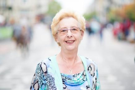 Mariline Lesoil, 36 jaar griffier van de Kamer vanBrussel