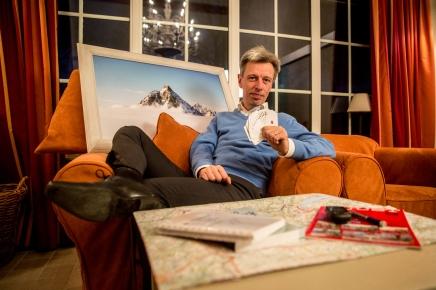 Wat stopt Geert Noels in detijdscapsule?