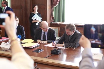 Het notariaat sluit partnerschap met FOD Justitie inzakeICT