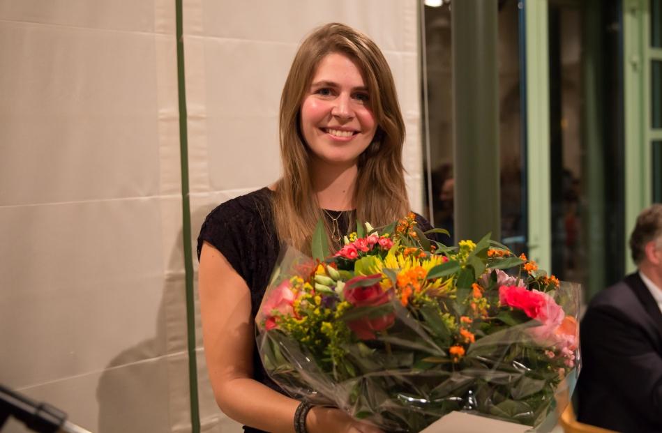 Driejaarlijkse prijs van het Antwerpsnotariaat
