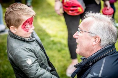 Paashappening Gent, 16.04.2017